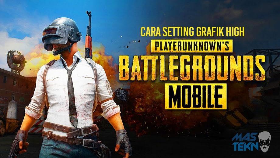 Game PUBG Mobile yang