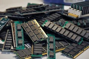 upgrade RAM