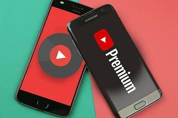 youtube music dan premium