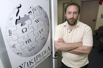 Pendiri Wikipedia