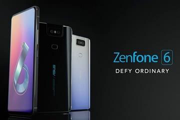 Zenfone 6 butuh