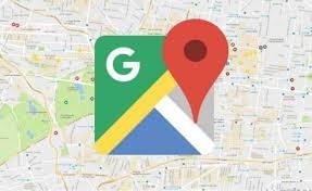 Tampilan Google Maps