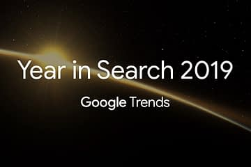 Year in Search