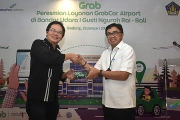 GrabCar Airport